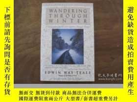 二手書博民逛書店Wandering罕見Through WinterY362136 Edwin Way Teale St Mar