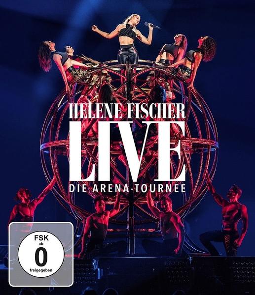 【停看聽音響唱片】【BD】Helene Fischer Live - Die Arena-Tournee