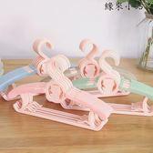 嬰兒衣架晾衣架新生兒多功能伸縮衣撐