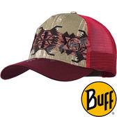 BUFF 117240.555 Trucker Cap卡車帽 UPF50網帽抗UV鴨舌帽/棒球帽/板帽 東山戶外用品