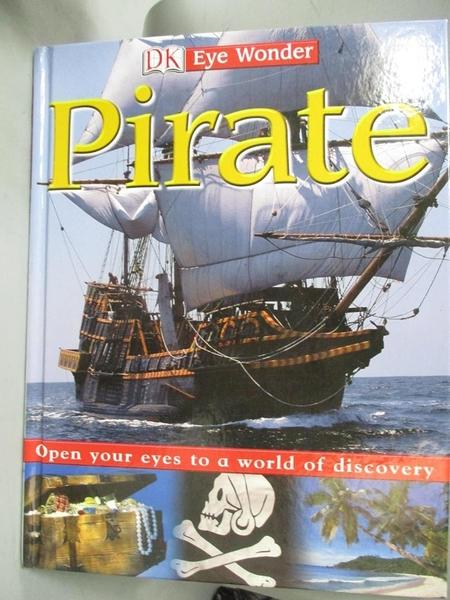 【書寶二手書T7/少年童書_PGV】Pirate_Lock, Deborah