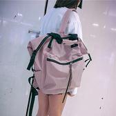雙肩包女韓版原宿高中學生大容量背包校園新款書包女      麥吉良品