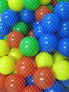 球屋補充彩球100顆(安全中空軟球)【TwinS伯澄】