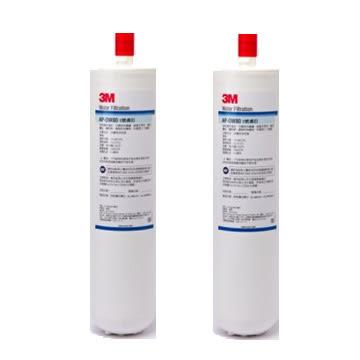 《3M》 極淨便捷淨水器 AP-DWS1000替換濾心AP-DW80/AP-DW90【可除鉛】(適用S005系列)