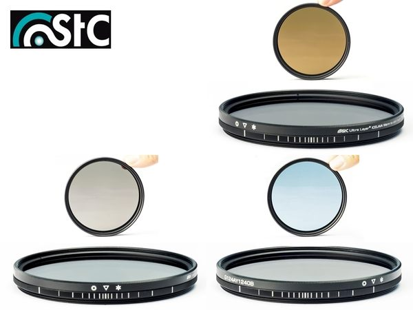 又敗家@台灣STC多層鍍膜錄影一鏡到底用可調整式色溫鏡82mm濾鏡ND4濾鏡ICELAVA漸變暖Warm-to-Cold Fader