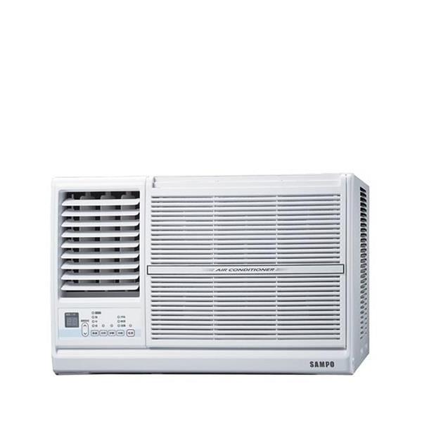 聲寶變頻左吹窗型冷氣6坪AW-PC41DL