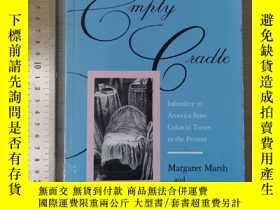 二手書博民逛書店The罕見empty cradle infertility in