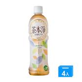 茶本淨有機洋甘菊茶580ML*4【愛買】