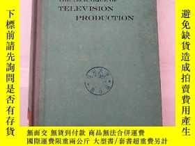二手書博民逛書店the罕見technique of television pro