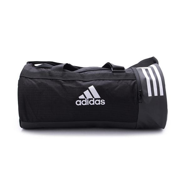 ADIDAS CONVERTIBLE 3-STRIPES 旅行袋 黑 CG1532 鞋全家福