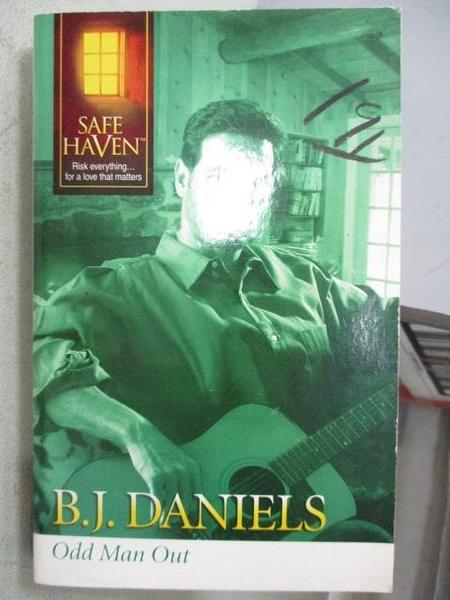 【書寶二手書T1/原文小說_MNR】SAFE HAVEN_B.J.Daniels