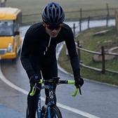 秋冬男速干透氣保暖騎行服長袖男裝備自行車騎行服男裝備