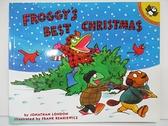 【書寶二手書T1/原文小說_D1U】Froggy's Best Christmas_London