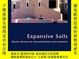 二手書博民逛書店Expansive罕見Soils: Recent Advance