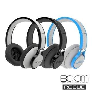[富廉網] 美國 知名潮流品牌 BOOM ROGUE 專業DJ 耳罩式耳機