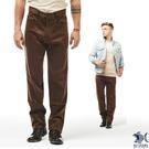 NST Jeans 摩登Disco幾何咖啡印花 極彈休閒男褲(歐系修身小直筒) 380(5581) 帥大叔 紳士