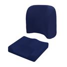(組)HOLA高密度抗菌健康釋壓腰靠坐墊...