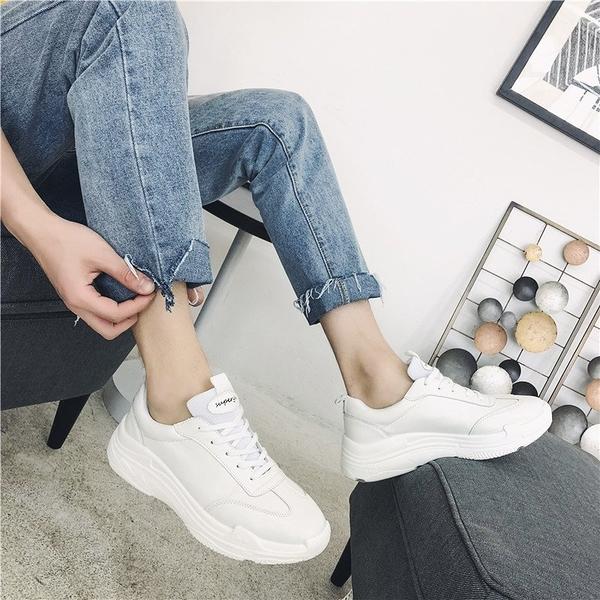 FINDSENSE H1 2018 超火的 夏季 鞋子 男 老爹鞋 韓國 原宿百