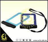 ES  行動電話PDA 智慧型手機GPS 相機多 防水袋 加壓扣可觸控附贈防摔掛繩
