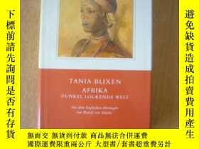 二手書博民逛書店Afrika-Dunkel罕見lockende Welt.Y19