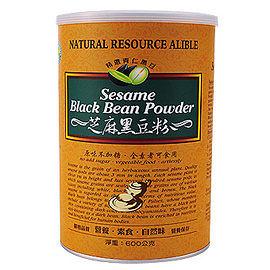 台灣綠源寶 芝麻黑豆粉 500公克 1罐 原味不加糖