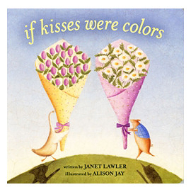 【愛】IF KISSES WERE COLORS /硬頁書