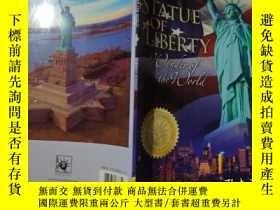 二手書博民逛書店statue罕見of libertyY26321 barry moreno 出版2010