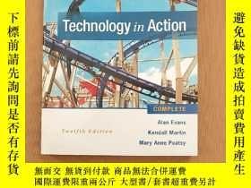 二手書博民逛書店technology罕見in action 12th(英文原版)Y11026 ALAN EVANS PEARS