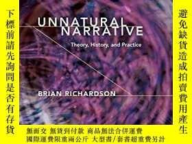 二手書博民逛書店Unnatural罕見NarrativeY364682 Brian Richardson The Ohio S
