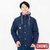 CHUMS 日本 男 Booby Face 登山外套 深藍 CH041076N001