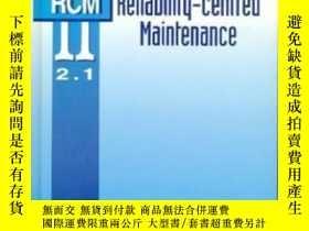 二手書博民逛書店Reliability-centred罕見Maintenance-以可靠性為中心的維修Y436638 John