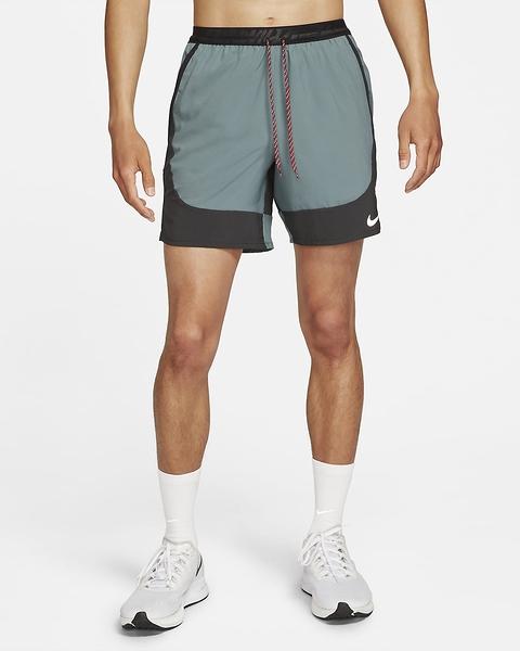 NIKE FLEX STRIDE 7IN 短褲 慢跑 拼接 排汗 男款 黑 DA0992-010