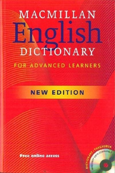 (二手書)Macmillan English Dictionary (book + CDROM) (Paperback), 2/e
