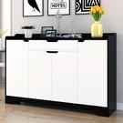 簡易鞋櫃簡約現代門廳櫃家用經濟型省空間玄...