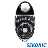 SEKONIC L-398A 實用型 Studio Delux III 測光表 公司貨