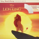 The Lion King Read-Along Storybook And CD 獅子王有聲讀本(一平裝繪本+一CD)
