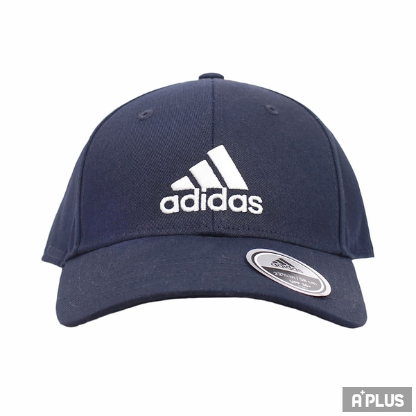 ADIDAS 帽 BBALL CAP COT 運動帽 - FQ5270