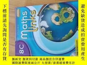 二手書博民逛書店MATHS罕見LINKS HOMEWORK BOOK 8CY214704