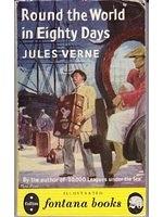 二手書博民逛書店《Round the World in Eighty Days (Longman Classics, Stage 2)》 R2Y ISBN:058201817X