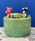【震撼精品百貨】PostPet_MOMO熊~計時器-綠底#00024