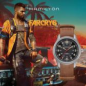 Hamilton 漢米爾頓 卡其野戰 極地戰嚎6 聯名 鈦金屬 限量機械錶 套錶(H70645533)