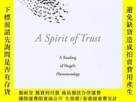 二手書博民逛書店A罕見Spirit Of TrustY364153 Robert B. Brandom Harvard Uni