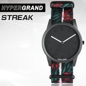 "Hypergrand新加坡設計師品牌01基本款系列""HOLIDAY""STREAK瀑布雨林腕錶NW01STRK公司貨"