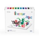 《美國Hey Clay!》智塑輕黏土-淘氣小蟲組 / JOYBUS玩具百貨
