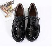 英倫風女鞋子春季新款韓版百搭學生