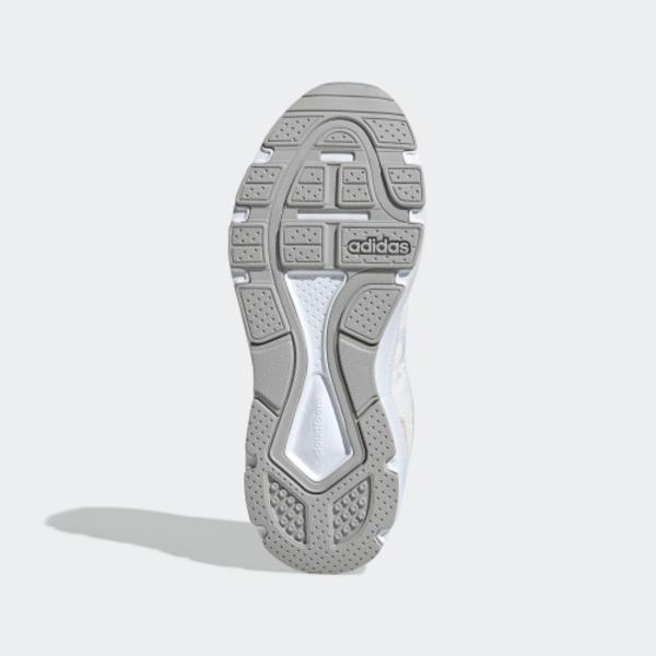ADIDAS CHAOS [EE5595] 女鞋 運動 慢跑 休閒 緩震 舒適 健身 輕量 愛迪達 米白