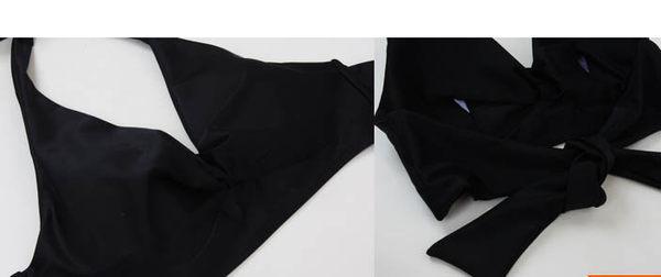 ★草魚妹★785518黑色適合大胸G杯也可游泳衣泳裝比基尼,售價499元