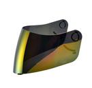 【東門城】SOL SF-3 專用電鍍鏡片 安全帽鏡片(電鍍紅)