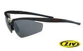 ZIV MATRIX 休閒運動眼鏡  亮黑框/偏光灰片(N7) B101001