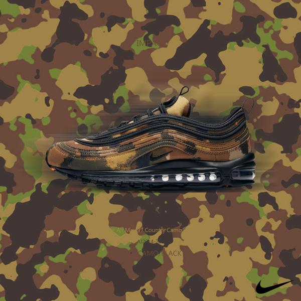 Nike子彈  限定義大利迷彩